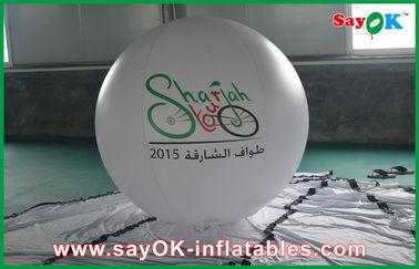 Chine Ballons gonflables adaptés aux besoins du client de la publicité d'hélium géant de PVC pour la partie fournisseur