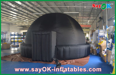 6m Mobile Inflatable Planetarium , Projection Inflatable Planetarium Domes