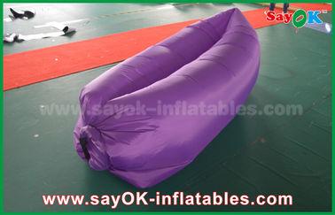 Chine Airbags gonflables durables de sommeil remplissant canapé paresseux de sac pour camper fournisseur