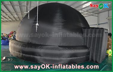 Chine Grande tente gonflable de projection de dôme de planétarium de diamètre avec le certificat de la CE fournisseur