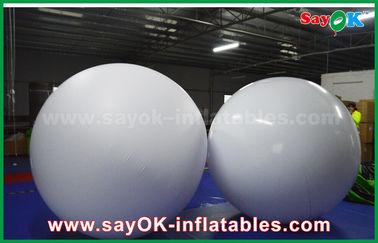 Chine LED allumant la boule de lancement de PVC du ballon gonflable 0.2mm pour le concert/événement vocaux fournisseur
