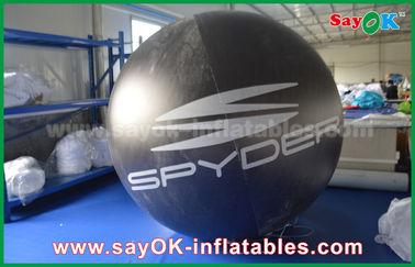 Chine PVC de 0.18mm/de 0.2mm annonçant le ballon gonflable d'hélium avec la copie de logo fournisseur