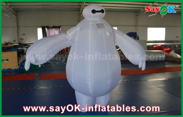 Inflatable Baymax Mascot Costume / Inflatable Robot Baymax for kids amusement park