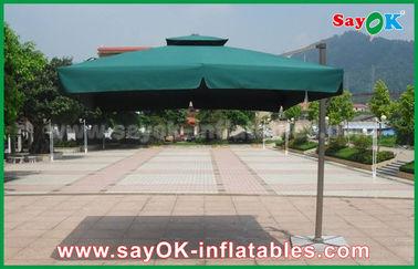 Chine vente entière extérieure promotionnelle de parapluie de plage de jardin du polyester 190T fournisseur