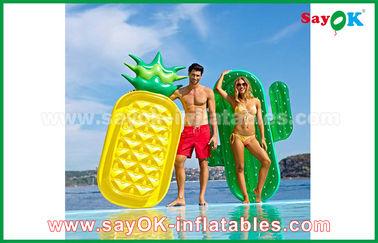 Chine Jouets extérieurs gonflables crus de divers de formes de fruit de tranche flotteur de piscine pour la natation fournisseur