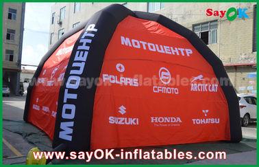 Chine Adapté aux besoins du client imprimant la tente gonflable d'air de logo pour la décoration de partie d'exposition fournisseur