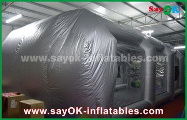 Chine Imperméabilisez la cabine de jet gonflable gonflable de la tente d'air/PVC pour la peinture au pistolet de voiture fournisseur
