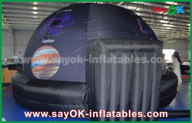 Chine Dôme gonflable de planétarium de projection mobile pour l'école/exposition publique fournisseur