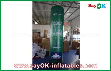 Chine Pilier gonflable adapté aux besoins du client de LED avec la pleine impression, tube gonflable de la publicité fournisseur