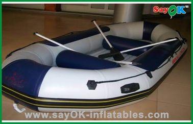 Chine Bateaux gonflables portatifs de PVC avec la palette, bateau gonflable léger fournisseur