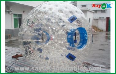 Plastic Human Hamster Ball Inflatable Sports Games