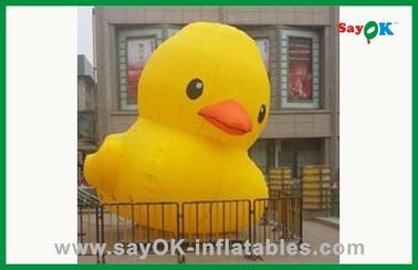 Yellow Duck Inflatable Cartoon Characters