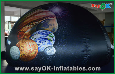 Inflatable Portable Planetarium Dome Tent