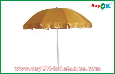 Chine Impression UV flexible du parapluie CMYK de protection de polyester de parapluie de Sun de jardin/plage fournisseur