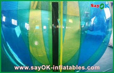 Chine Boule de marche de l'eau gonflable de compresseur pour le parc 1.0mm TPU d'Aqua fournisseur