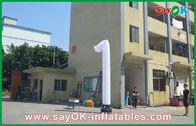 Chine Blanc de danse d'Inflatables de danseurs gonflables de cérémonie d'ouverture long usine