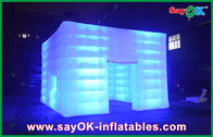 Chine La tente gonflable imperméable durable d'air sont dehors assorties à la lumière menée société