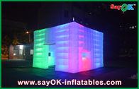 Chine Grande tente légère menée intéressante de décoration gonflable pour Christams usine