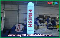 Chine Décorations gonflables extérieures de tissu en nylon avec le ventilateur de la CE/UL société