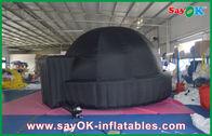 Chine impression portative de noir de planétarium de cercle de 2.8m semi - pour le film usine