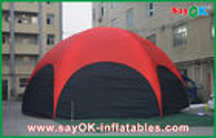 Chine Partie gonflable de tente d'air énorme ferme de 3M de pique-nique avec le tissu d'Oxford usine