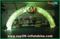 Chine les voûtes gonflables énormes de 5*3m ont mené l'événement pratique coloré léger pour la porte de course usine