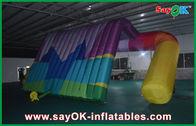 Chine Résistance imprimée par tente gonflable de larme de logo d'air de publicité extérieure haute usine