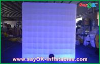Chine LED allumant la place énorme de cabine gonflable sûre de photo pour la promotion usine