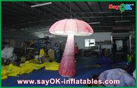 Chine Étape gonflable d'intérieur de champignon de la décoration 2M d'éclairage pour la publicité usine