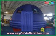 Chine Éducation 5M gonflable extérieure de planétarium de tente de la publicité projective usine