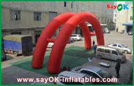 Chine Biens gonflables pratiques adaptés aux besoins du client d'arcade avec la promotion de logo usine