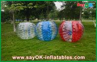 Chine Boule humaine gonflable commerciale de hamster réutilisable pour des sports de famille usine