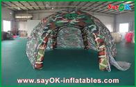 Chine Tente gonflable extérieure imperméable d'air, tente gonflable militaire de dôme d'araignée usine