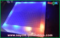 Chine Le tissu d'Oxford grand vont dehors Chambre menée par tente gonflable Laping de médias usine