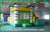 Chine Chambre gonflable commerciale géante adorable de rebond avec la glissière usine