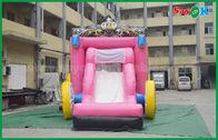 Chine Chambre pleine d'entrain de rebond d'explosion de location du château des enfants commerciaux de 6 x de 4m usine