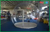 Chine Tente gonflable de bulle de camping d'air d'espace libre gonflable transparent de tente pour le loyer usine