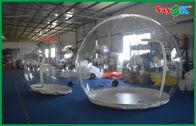 Chine Impression gonflable de logo de couverture de voiture de tente de partie de pelouse de bâche de PVC usine
