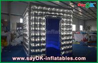 Chine Refroidissez les cadres gonflables de cabine de photo d'applaudissements/clôture de Photobooth usine
