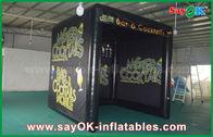 Chine Tente gonflable adaptée aux besoins du client d'air de pleine douche d'impression facile à installer usine