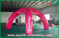 Chine Tente gonflable extérieure d'araignée de tente d'exposition gonflable promotionnelle d'affichage usine