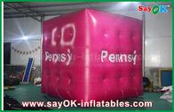 Chine Cube gonflable extérieur en hélium de flotteur de ballon avec le matériel de PVC usine