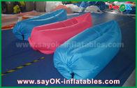 Chine Le tissu en nylon sautent les produits gonflables faits sur commande de plage de divan d'air de sofa 200cm *90cm usine