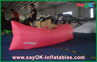 Chine Le sac gonflable fait sur commande adapté aux besoins du client de plage de matelas pneumatique de produits sautent le sofa 260*70cm usine