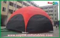Chine Tente gonflable promotionnelle d'araignée de dôme du diamètre 10m de PVC pour la publicité usine
