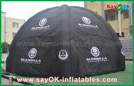 Chine Tente de camping gonflable géante extérieure de Spide de tissu d'Oxford pour promotionnel usine