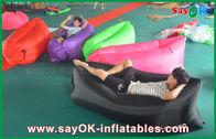 Chine Sofa en nylon imperméable de divan d'airbag de sommeil du tissu 260x70cm pour Ourdoor ou déplacement usine