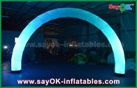 Chine Voûte gonflable de la couleur 16 différente pour le tissu de nylon de décoration d'événement d'école usine