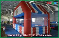 Chine Carlingue extérieure de promotion de tissu d'Oxford Photobooth gonflable pour la publicité usine