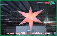 Chine Décorations gonflables d'intérieur/extérieures de décoration gonflable d'éclairage de tissu d'Oxford usine